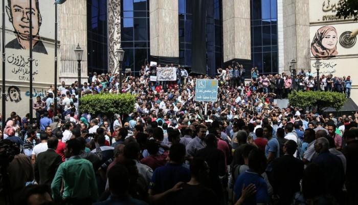 اتهام مجلس نقابة الصحفيين بارتكاب وقائع فساد مالي