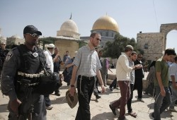 صهاينة يقتحمون الأقصى واعتقالات واسعة بالضفة المحتلة