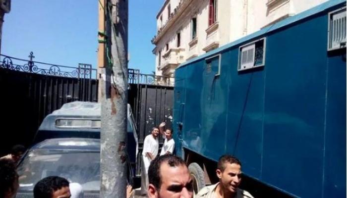 شرطة الانقلاب بالشرقية تعتقل المواطن إسلام عبد العال للمرة الثانية
