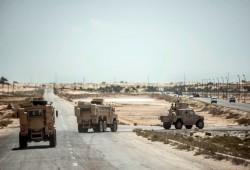 """تقرير حقوقي يرصد الانتهاكات بسيناء  في إطار """"حرب الإرهاب"""""""