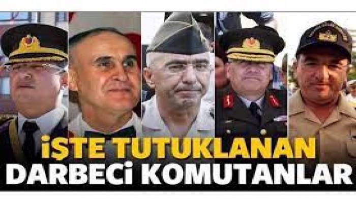 """تركيا.. أحكام بالمؤبد بحق عسكريين شاركوا في محاولة """"انقلاب 2016"""""""