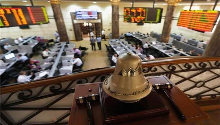 1.3 مليار جنيه  خسائر البورصة المصرية بختام تعاملات الأربعاء