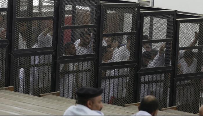 """نيابة الانقلاب تقرر تدوير 7 من معتقلي """"العاشر من رمضان"""""""