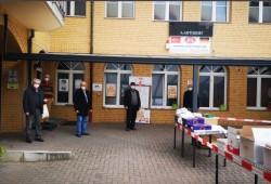 مساجد في ألمانيا تقدم فحوصات فيروس كورونا مجانا