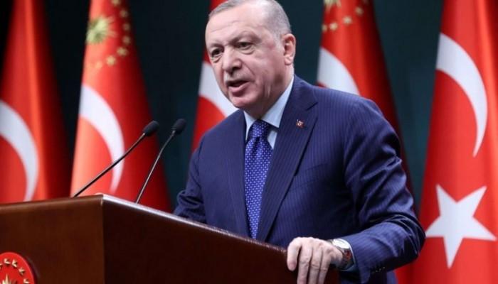 """أردوغان يطرح فكرة إنشاء """"بنك إسلامي كبير"""""""