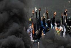 ميانمار.. ارتفاع قتلى المظاهرات ضد الانقلاب إلى  701 شخصا