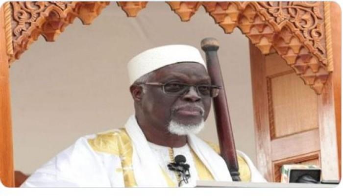 """""""علماء المسلمين"""" ينعى الشيخ مامادو تراوري مفتى ساحل العاج"""