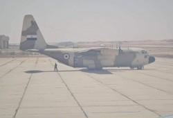 ليبيا.. هبوط طائرتين مصريتين بسبها تحملان ذخائر لحفتر