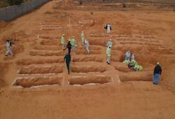 ليبيا.. اقتراح هولندي للكشف عن المقابر الجماعية بالأقمار الصناعية