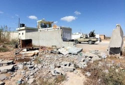 ليبيا.. قتيل في سرت إثر اشتباكات داخلية بين ميليشيات حفتر