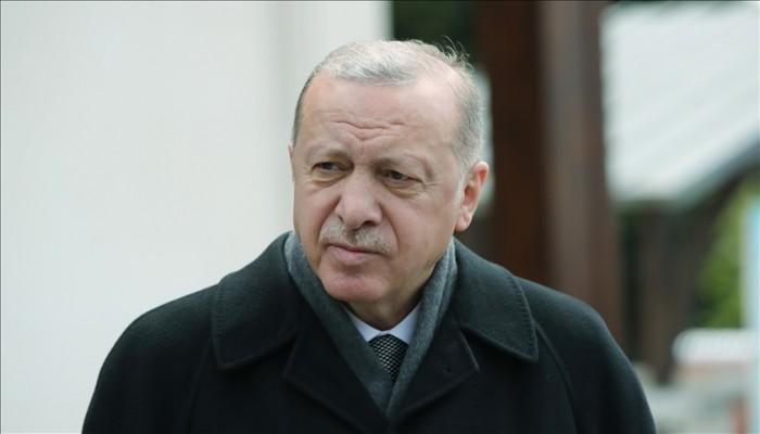 أردوغان ينتقد غارات العدو الصهيوني على غزة