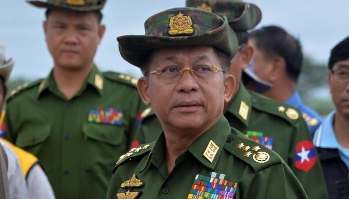 """رافضو الانقلاب العسكري في ميانمار يشكلون """"حكومة وحدة وطنية"""""""