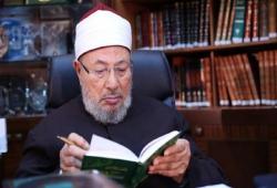 ادعوا معنا لفضيلته بالشفاء.. إصابة الشيخ يوسف القرضاوي بفيروس كورونا