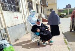 إصابات كورونا تزداد بشكل مرعب في مصر.. واستغاثات: أغلقوا البلاد