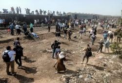 كوارث القطارات مستمرة.. 8 وفيات و109 مصابين في حادث تصادم بطوخ