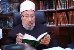 """""""علماء المسلمين"""": د.القرضاوي غادر المستشفى ولا صحة لشائعة وفاته"""