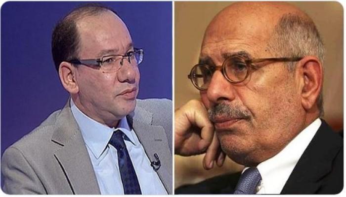 """وائل قنديل: إن لم يقدم البرادعي شهادته الآن عن مجزرة """"رابعة"""" صار متواطئا"""