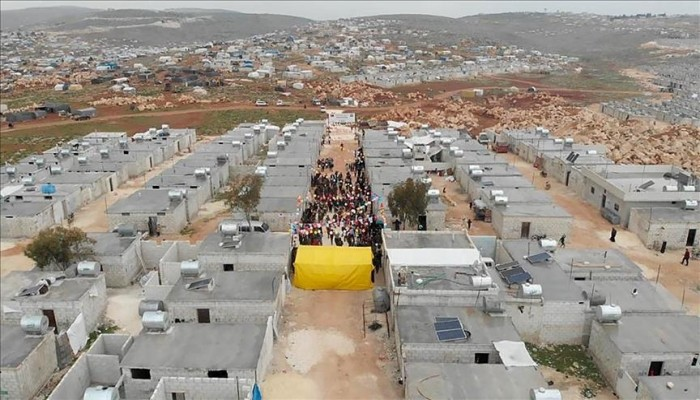 نازحون سوريون: لا شرعية لانتخابات تحت نظام قتل شعبه وشردهم