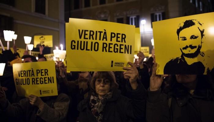 """""""التلفزيون العربي"""" يكشف عن الحقائق المدفونة"""" في قضية جوليو ريجيني"""