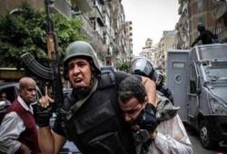 حملة مسعورة لشرطة الانقلاب تسفر عن اعتقال 6 مواطنين بالشرقية
