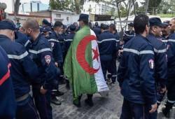 مظاهرات في الجزائر تطالب بزيادة الأجور