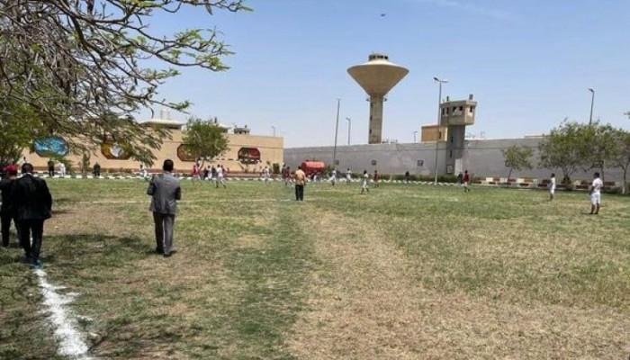 """نظام الانقلاب يواصل """"المسخرة"""" في زيارة سجن وادي النطرون"""