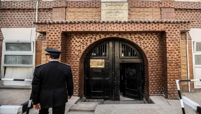 إضراب معتقلي سجن طرة عن استلام طعام السجن