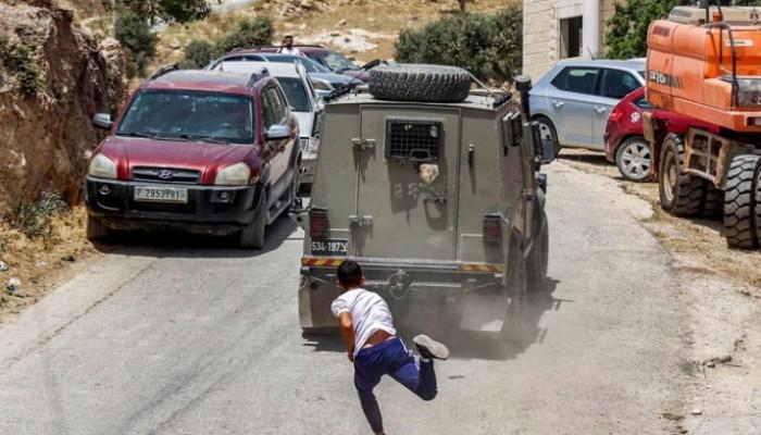 مقتل أحد المستوطنين الصهاينة المصابين بإطلاق نار في عملية زعترة