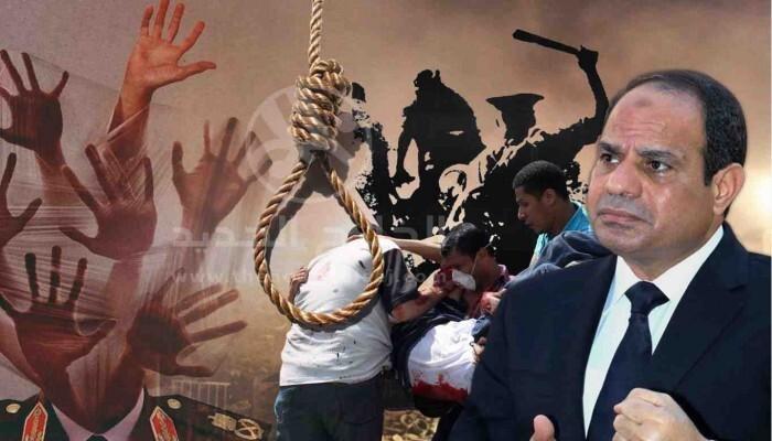 """""""العفو الدولية"""" تدعم مبادرة """"أول 7 خطوات"""" لمعالجة أزمة حقوق الإنسان في مصر"""