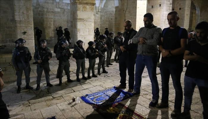 """""""علماء المسلمين"""": ممارسات الاحتلال الصهيوني بالقدس إرهاب دولة"""