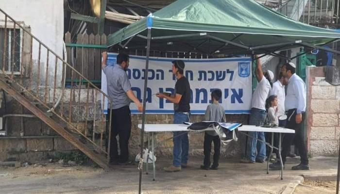 بريطانيا تطالب الصهاينة بوقف التهجير القسري في حي الشيخ جراح بالقدس