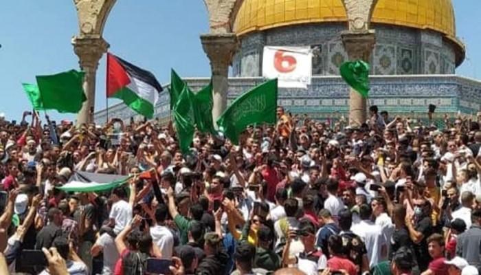 نداء من القدس: لا تتركوا الأقصى للمستوطنين في 28 من رمضان