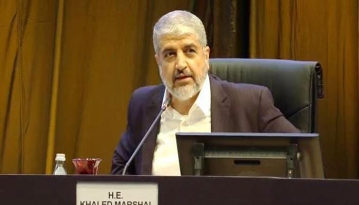 خالد مشعل: القدس لن تستقر تحت أقدام الغزاة الصهاينة