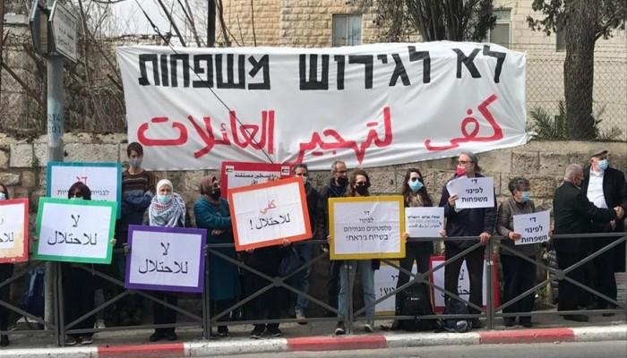 أهالي الشيخ جراح: فعالياتنا مستمرة لانتزاع حقنا وإلغاء التهجير