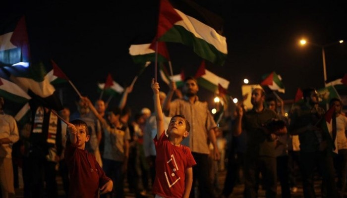 تركيا.. مظاهرات تندد بجرائم الاحتلال الصهيوني ضد المقدسيين