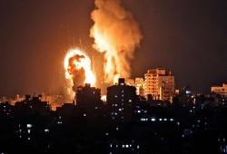 35 شهيدًا و 220 جريحا في العدوان الصهيوني على غزة.. والمقاومة تستبسل