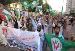 مظاهرات وفعاليات عالمية تتضامن مع غزة ضد العدوان الصهيوني