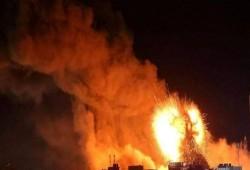 160 طائرة للعدو تقصف غزة في ليلة هي الأعنف.. وعدد الضحايا يصل 119 شهيدا