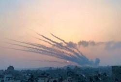 المقاومة تقصف كيان الاحتلال الصهيوني بألفي صاروخ منذ بدء العدوان
