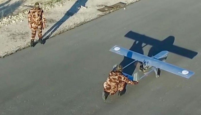 """""""كتائب القسام"""" تستهدف مصنع كيماويات في مستوطنة للصهاينة بطائرة مسيرة"""