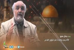 د. جمال عمرو: فلسطين تعيش لحظات تاريخية فاصلة ما بعدها ليس كما قبلها