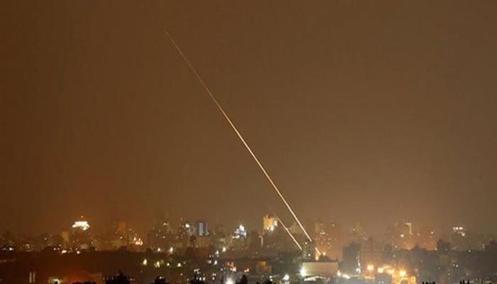 كتائب القسام توجه ضربة صاروخية كبيرة لتل أبيب
