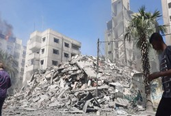 10 آلاف وحدة سكنية في غزة تضررت من عدوان الاحتلال