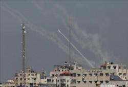 8 إصابات في صفوف الصهاينة بأسدود إثر سقوط صاروخ