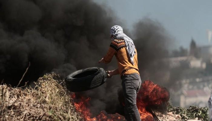 حماس تدعو للتصعيد الثوري اليوم في مواجهة الاحتلال