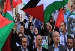 وقفات غاضبة في تونس تنديدًا بجرائم الاحتلال بغزة والقدس