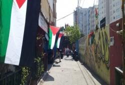 مخيمات لبنان تنتفض نصرة للداخل الفلسطيني