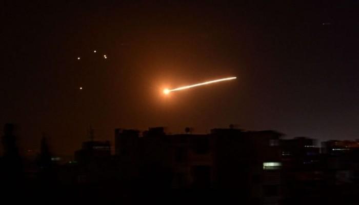 مقتل 8 من جنود النظام السوري في قصف صهيوني على حمص
