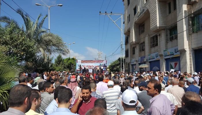 أحمد السيد النجار: فصل الموظفين المعارضين محاكم تفتيش