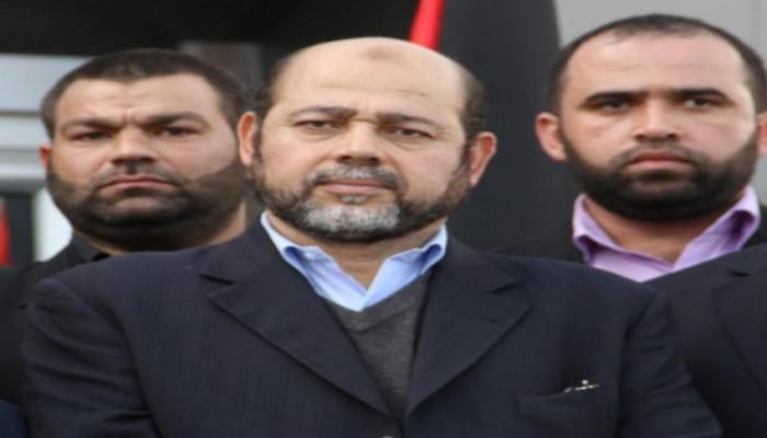 أبو مرزوق: حماس لن ترضخ لأي ضغوط في ملف الأسرى
